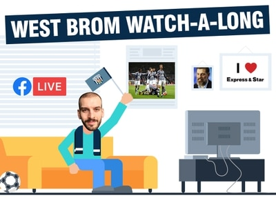 West Brom watch-a-long: Luke Hatfield tunes in as the Baggies face Brentford - VIDEO