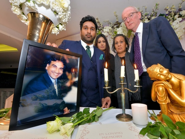 Memorial held for Wolverhampton doctor who served community for more than 20 years