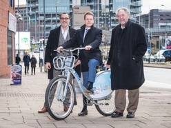How you can help test new bikes for hire in Wolverhampton