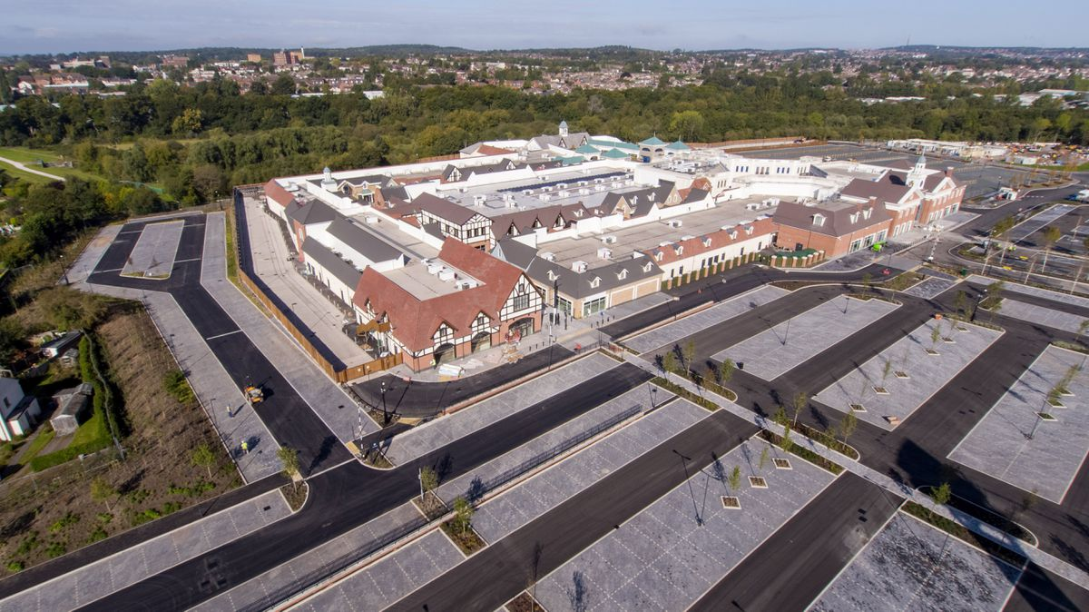 McArthurGlen Designer Outlet West Midlands