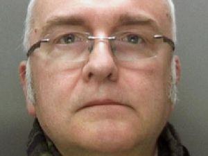Surgeon Simon Bramhall's police mugshot