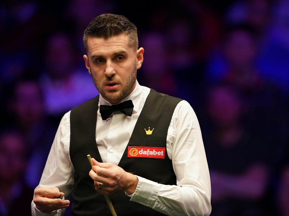 Mark Selby is a three-time world champion (Tess Derry/PA).