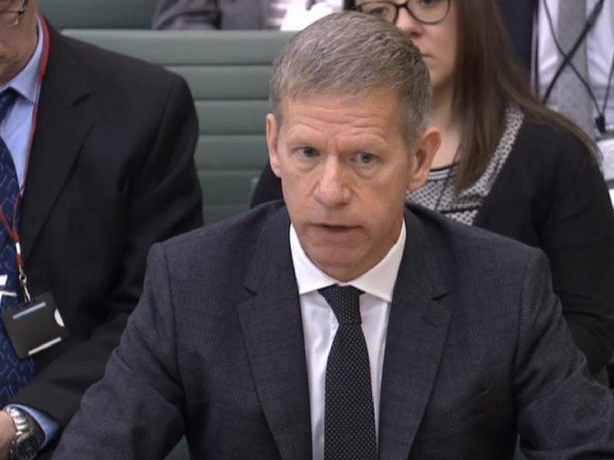 Chief inspector of probation Justin Russell
