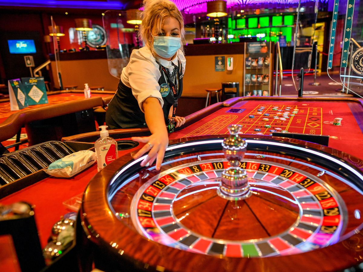 Casinos in Wales set to reopen | Express & Star
