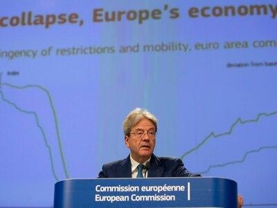 EU forecasts deeper economic hit from coronavirus pandemic