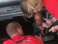Disabled man trapped in Sainsbury's lift demands answers