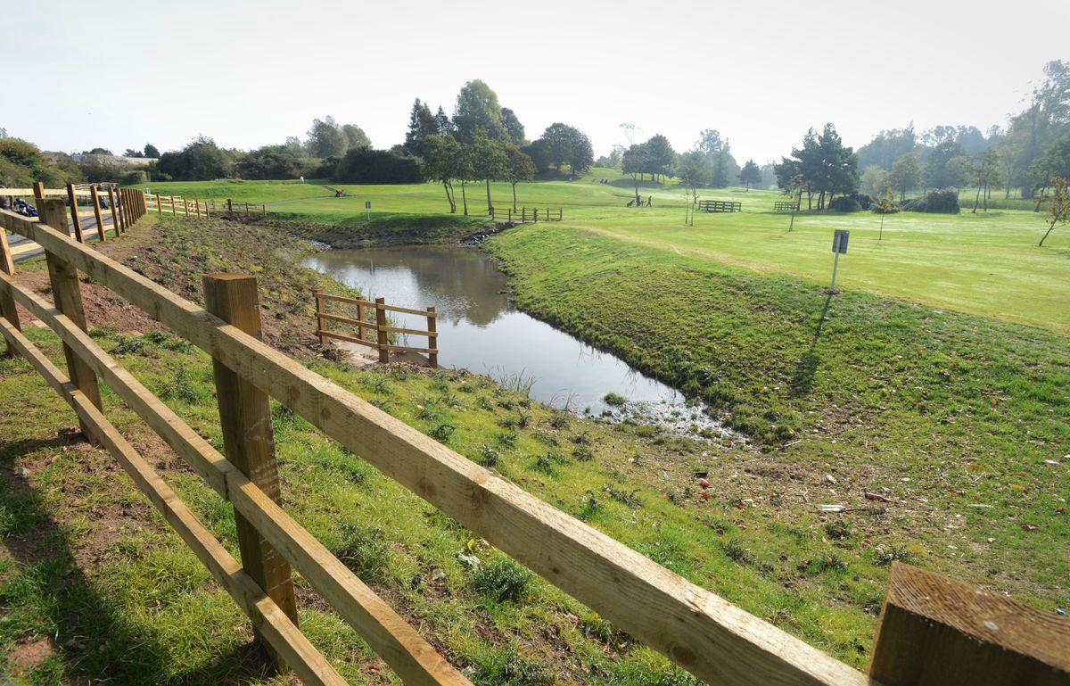 Brandhall Golf Course