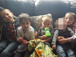 Stafford fire fundraising money to go to two-year-old survivor Jack
