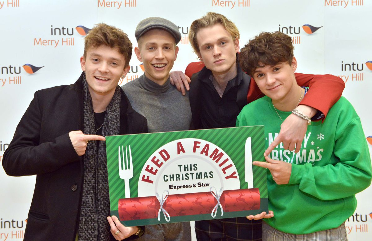 The Vamps throw their weight behind the appeal