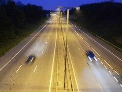 New motorway lighting kit could cut delays