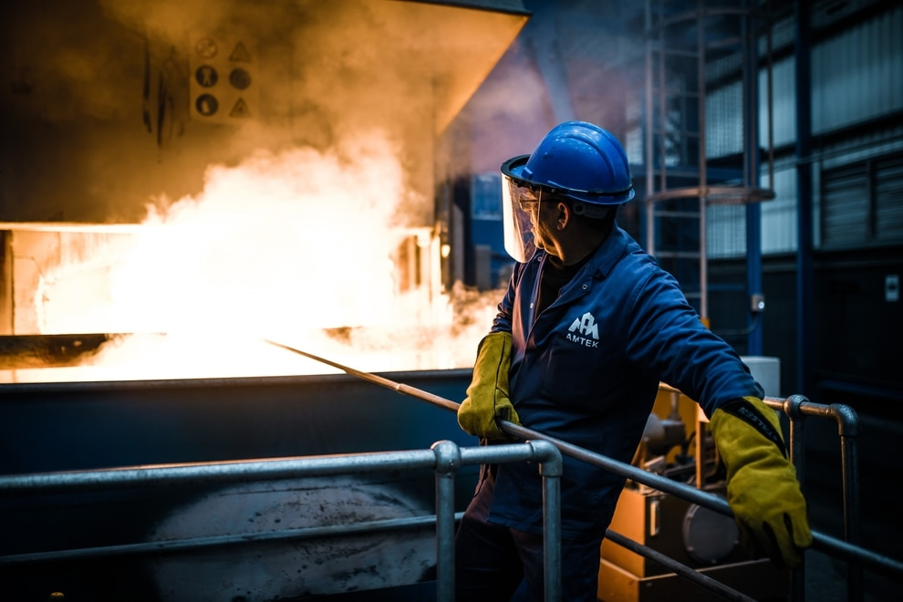 Liberty saves 60 Kidderminster foundry jobs in Amtek buyout