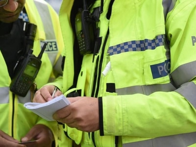 Two people arrested on suspicion of terror offences remain in custody
