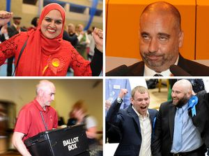 It was mixed emotions for councillors across the Black Country as results were counted