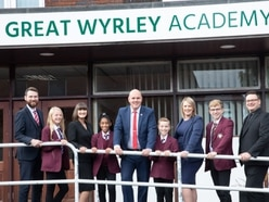 Headteacher promises a new era for Great Wyrley Academy