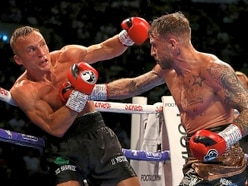 Body blow for Jason Welborn's latest title challenge