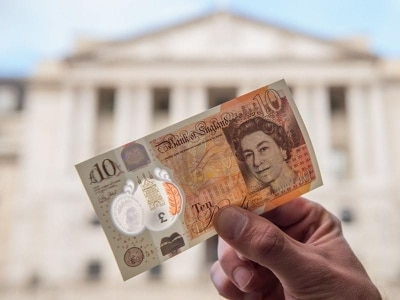 Millions of paper tenners yet to be changed ahead of deadline