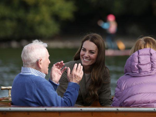 Duchess of Cambridge visit to Cumbria