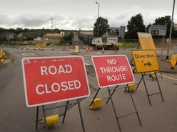 End in sight for latest roadworks near Cannock designer outlet