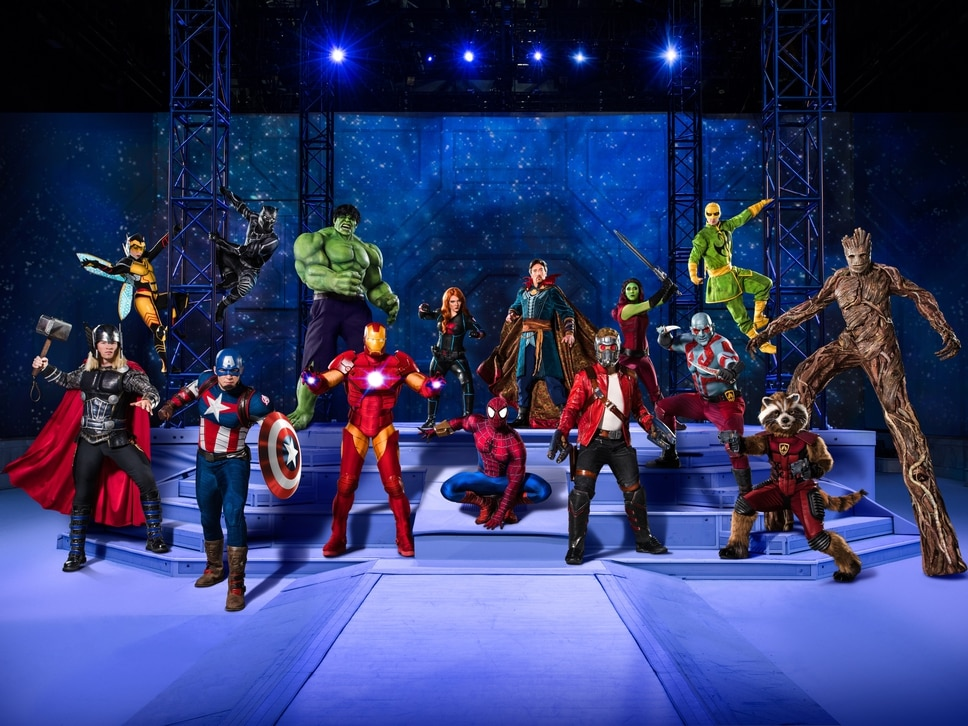 WIN: A family ticket to Marvel Universe Live in Birmingham
