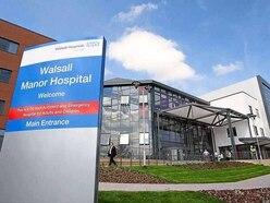Walsall hospital bosses spending millions on temporary staff