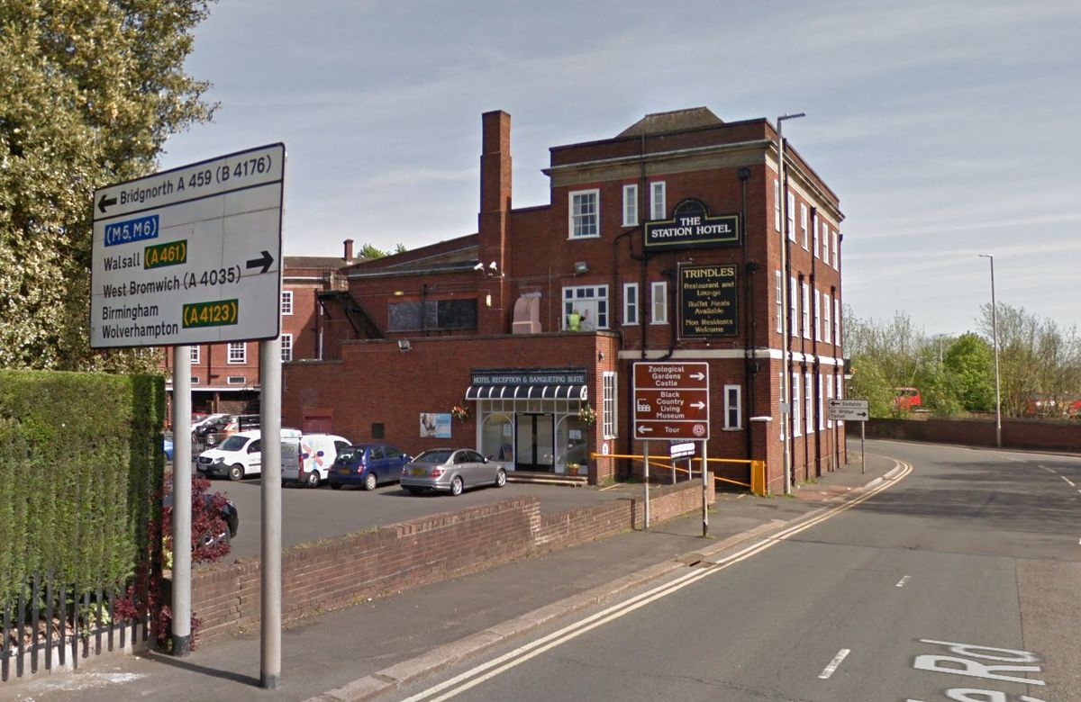 The former Station Hotel in Castle Hill. Pic: Google