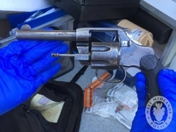 Loaded gun found in bag by binman in Wolverhampton