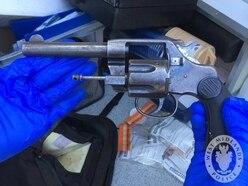 Loaded gun found in bag by binman in Wolverhampton