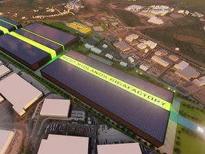 It is hoped a new gigafactory in the West Midlands will create thousands of jobs