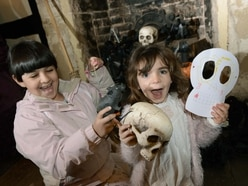 Ghoul times had by all over Halloween - in pictures