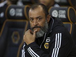 Nuno Espirito Santo the head coach / manager of Wolverhampton Wanderers.