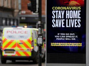 Coronavirus messaging on social media 'lacked clarity'.