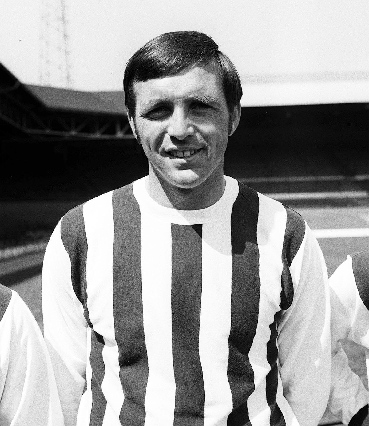 Jeff Astle during his playing career