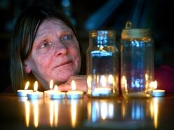 Community unite at vigil to mourn Stafford house fire victims