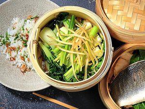 Big on flavour – a Lu Ban feast