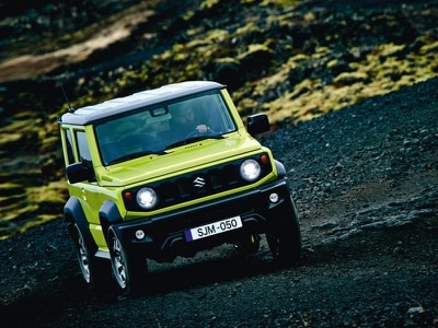 Suzuki to axe Jimny from European line-up, reports suggest