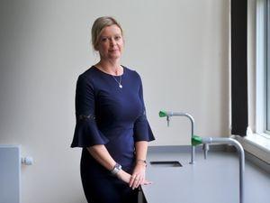 Headteacher Carla Leslie