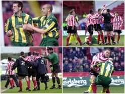 Sheffield United v West Brom: Remembering the 'Battle of Bramall Lane'