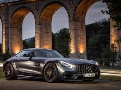 First Drive: Mercedes-AMG GT C Coupe Edition 50 offers explosive performance and a thunderous soundtrack