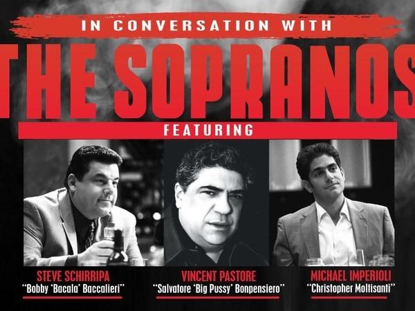 Sopranos cast members head to Birmingham for anniversary event
