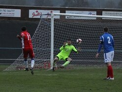Newcastle Town 0 Chasetown 3 - Report