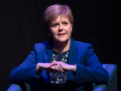 I am obsessed with keeping SNP in power, says Nicola Sturgeon
