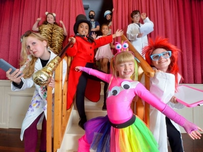 Youngsters prepare for 25th anniversary concerts