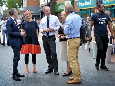Experts hit high streets in bid to revitalise flagging Black Country town centres