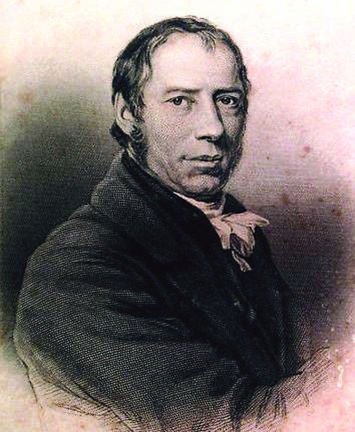Richard Trevithick invented the steam locomotive