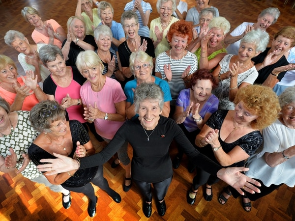 Keep-fit queen Jean retires after 46 years