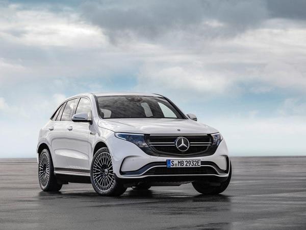 Mercedes-Benz reveals all-electric EQC